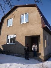 Г. Боровск , 2-х этажный дом из пеноблоков площадью 130 кв м.все ...
